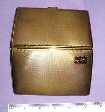 ideal gift cigarette card case antique vintage retro art deco style wff