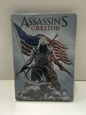 Assassin's Creed III Pre-Order Disc Factory Sealed
