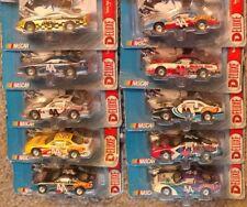 Hot Wheels Racing Treasure Hunt NASCAR 10 Complete Real Riders Super Set