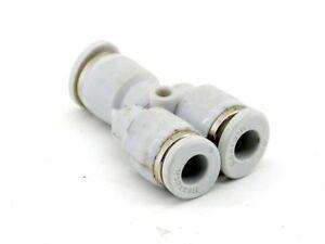 Rexroth y-Distribuidor 3x6mm Aire Comprimido Conectores Pneumtik y-Verzweiger