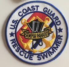 United States Coast Guard Uscg rescue swimmer patch 4 dia #1009