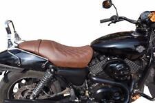Harley Davidson Street 750 Seat cover ( Coffee Brown)