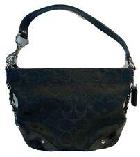 Authentic Coach Purse Bag Mini Black Carryall Handbag MSRP $195 EUC