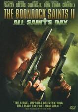 THE BOONDOCK SAINTS II: ALL SAINTS DAY NEW REGION 1 DVD