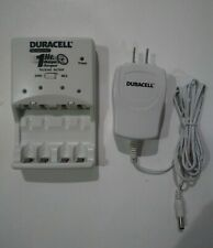 Duracell Rechargeable 1 Hour Charger For AA  AAA Eneloop AA Rechargeable Battery