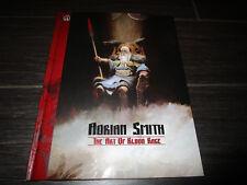 The Art of Blood Rage Adrian Smith Artbook CMON Kickstarter Exclusive Hardcover