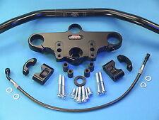 ABM SUPERBIKE MANILLAR CONVERSIÓN - Kit para BMW R 1100 RS / 1150 Negro