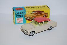 █▓▒░ ★ 1/43 Ford Consul Classic Corgi Toys 234 boite ★░▒▓█