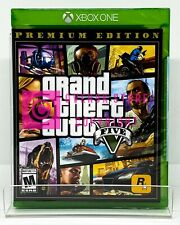 Grand Theft Auto V Premium Edition GTA 5 - Xbox One - Brand New | Factory Sealed
