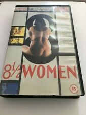 8 and a half Women vhs tape