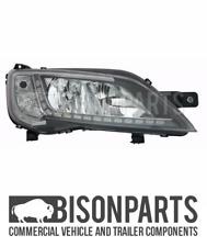 + Fiat Ducato 2014 > Faro & luz de circulación diurna LED Lado Del Conductor RH FIA050