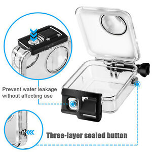 Housing Shell Case Underwater 45m Protector For GoPro Max 360 Panoramic Camera