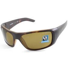 Arnette Hot Shot AN4182 219783 Matte Havana/Brown Polarised Men's Sunglasses