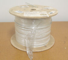 General Cable RG 6/U Video Cable, 1000 Ft, 18AWG, White
