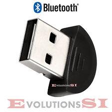 MINI ADAPTADOR BLUETOOTH USB V2.0 PARA WINDOWS XP/VISTA/7/8/10 PC SOBREMESA