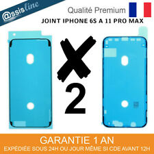 JOINT IPHONE APPLE AUTOCOLLANT D'ETANCHEITE ADHESIF  6S 7 8 X XR XS MAX 11