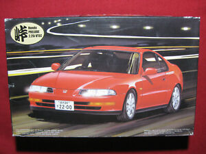 1992 Honda Prelude 2.2Si VTEC DOHC Sports 1/24 Fujimi Kit Japan JDM Acura Mugen
