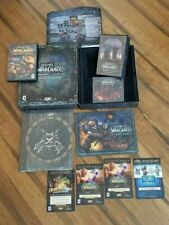 World of Warcraft Warlords of Draenor - Collector's Edition (2014) - SEE DESCRIP