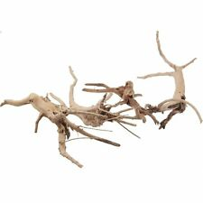 4 Pieces Natural Driftwood Vine Branches Reptiles Aquarium Decoration Fish Tank