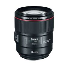 Canon EF 85mm F/1.4L IS USM Lens w/FREE UV Filter *NEW*