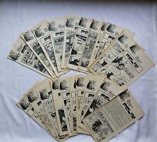 BD - Lot 21 Supplement Spirou 1863 à 1977 Felix / Maxi Recit / TILLIEUX / DUPUIS