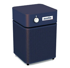 Austin Air Systems - HEALTHMATE JUNIOR - Air Purifier - MIDNIGHT BLUE - HM200