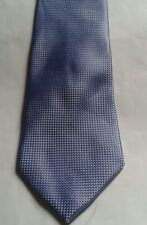 John Lewis purple polyester tie