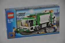 LEGO® City 4432 Müllabfuhr_ Garbage Truck NEU OVP NEW (sticker on box)