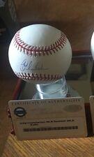 "Joba Chamberlain Autographed Baseball COA Steiner Sports """