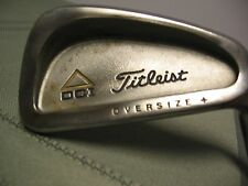"Titleist DCI oversize 5 iron, step steel regular flex, Titleist grip - 38 1/2"""