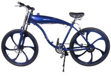 Motorized Bicycle Frame FOR 2-Stroke Engines Ready With Built-In Gas Tank. Nice!