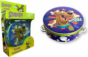 Scooby Doo Tambourine