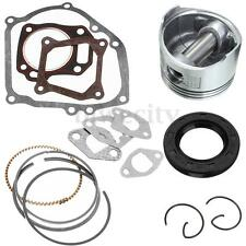 Rebuild Kit Set With Piston Ring + Gasket For Honda GX160 GX200 5.5 6.5HP Engine