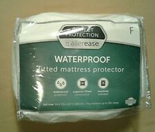 Perfect Protection Waterproof Mattress Protector.  FULL. NEW.  Fitted