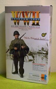 DRAGON 1/6 WORLD WAR II RUSSIAN NIKITA PETROVICH SAVIN  Private Red Army Infanty
