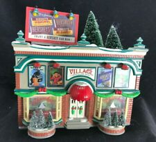 New ListingDepartment 56 Original Snow Village Hershey's Chocolate Shop #54953