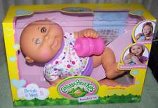 Cabbage Patch Kids Vivian Zara Drink & Wet Newborn Brown Skin Doll Feb 23rd