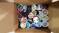 96 K cups For Keurig K cups Variety Pack Sampler read desciption