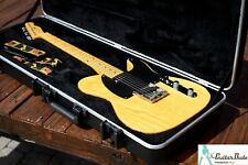 Fender TL-52 Telecaster Reissue CIJ Crafted in Japan w DELUXE Fender hard case