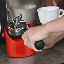 Dreamfarm Grindenstein Red: Super Strong Compact Coffee Knock Box