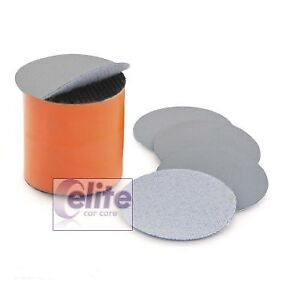 30mm Sanding Block for SMART Repairs including 2000, 2500 & 3000 Grit Papers