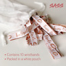 Hen Party ROSE GOLD Wristbands Accessories - Team Bride Pack of 10 ROSE GOLD do