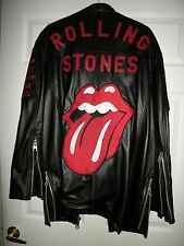 Rolling Stones Jacket Vintage In Mint Condition $ 10,000 U.S. Dollars
