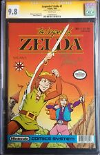 Legend Of Zelda #1 CGC SS 9.8 Rodney Ramos - THE ONLY 9.8 CGC SS THAT EXISTS*