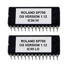 ROLAND SP700 OS Version 1.12 firmware Eprom Update Upgrade SP-700