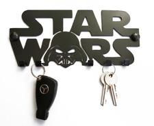 STAR WARS key holder hanger, Key Organizer Rack, Darth Vader,