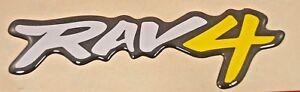 TOYOTA RAV4 DECAL SXA10 SXA11 1994-2000 SIDE OR REAR 1 ONLY NEW GENUINE