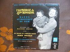 EP MALCOLM ARNOLD - L'Auberge Du 6ème Bonheur / 20th Fox FOXV 45 P 1972