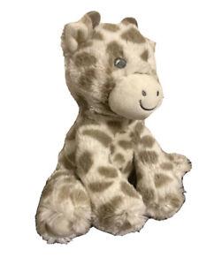 KellyPet 7.5'' Sitting Giraffe W/Squeaker Dog Toy