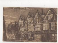 St Peters Hospital Bristol 1907 Postcard 738a